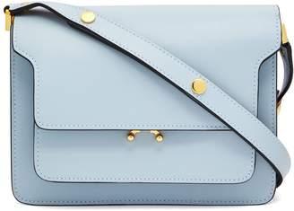 Marni Trunk medium leathers shoulder bag