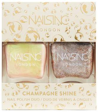 Showpo Nails.INC - Champagne Shine Nail Polish Gift Pack Palettes &