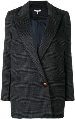 Ganni double breasted blazer