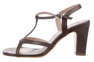 Maryam Nassir Zadeh Daphne Leather Sandals w/ Tags