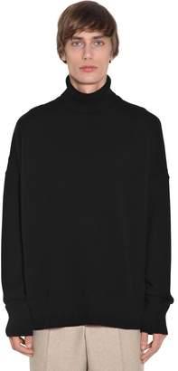 Ami Alexandre Mattiussi Wool & Cashmere Knit Sweater