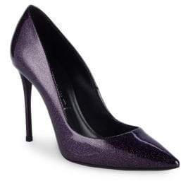 Casadei Andromeda Leather Pumps