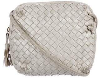 Bottega Veneta Vintage Intrecciato Crossbody Bag