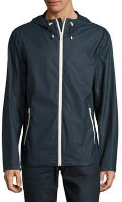 Cole Haan Rubber Rain Jacket