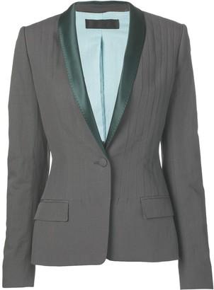 Haider Ackermann hour glass blazer jacket