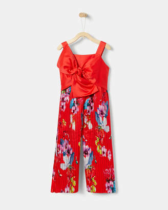 Ted Baker KALIZA Pleated jumpsuit