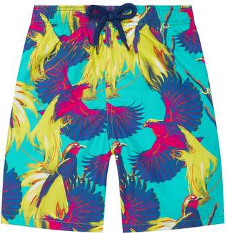 Vilebrequin Birds of Paradise Swim Shorts