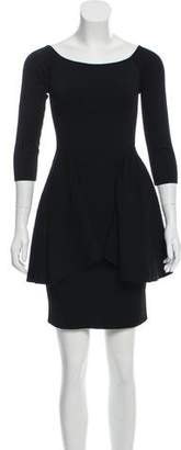 Stella McCartney Mini Bodycon Dress