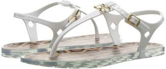 Dolce & Gabbana White Sandal Girls Shoes