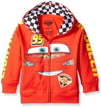 Disney Little Boys' Cars Lightning McQueen Hoodie