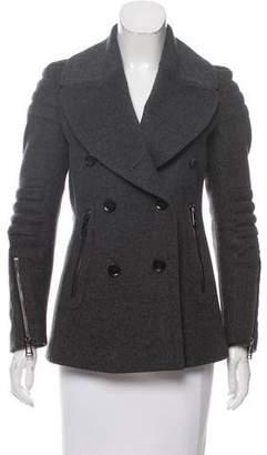 Belstaff Double-Breasted Wool Coat