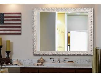 One Allium Way Rectangle French Victorian Wall Mirror