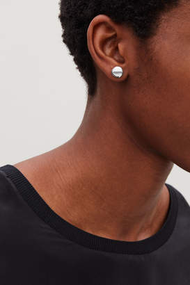 Cos ABSTRACT STUD EARRINGS