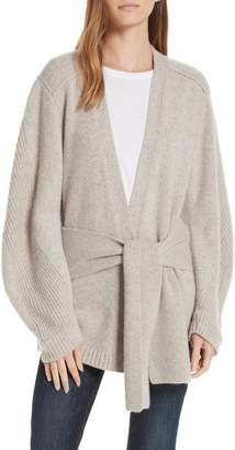 Brochu Walker Wolfe Wool & Cashmere Cardigan