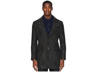 Etro Brocade Overcoat