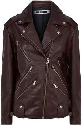 McQ Zip Biker Jacket
