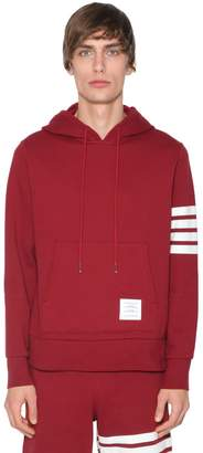 Thom Browne Cotton Jersey Sweatshirt Hoodie