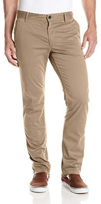 HUGO BOSS BOSS Orange Men's Schino Stretch Satin Slim-Fit Pant