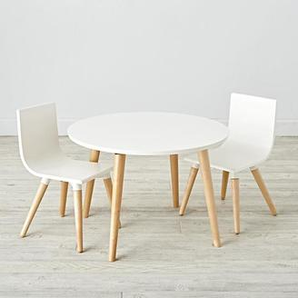 Pint Sized Table and Chairs Set $198 thestylecure.com