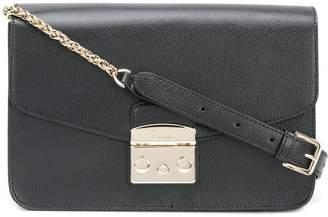 Furla rectangular Metropolis bag