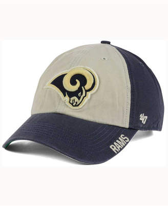 '47 Brand Los Angeles Rams Middlebrook CLEAN UP Cap $27.99 thestylecure.com