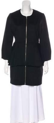 Loeffler Randall Melton Knee-Length Coat