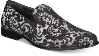 INC International Concepts I.n.c. Men's Birch Brocade Loafers