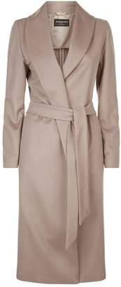 Harrods Cashmere Wrap Coat