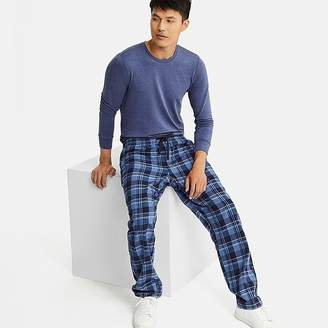 Uniqlo Men's Flannel Easy Pants