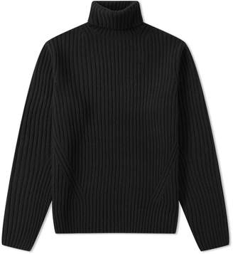 Dries Van Noten Roll Neck Knit