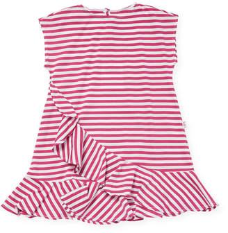 Il Gufo Stripe T-Shirt Dress