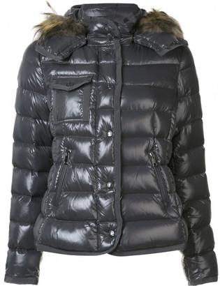 Moncler 'Lioran' padded jacket $1,765 thestylecure.com
