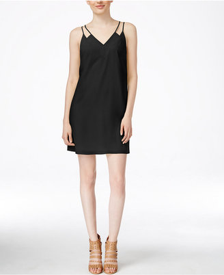 CeCe Sweeny Tie-Back Shift Dress $98 thestylecure.com