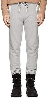 Moncler Men's Cotton Terry Sweatpants - Gray