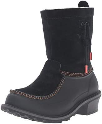 Woolrich Women's Fully Wooly Slip Snow Boot
