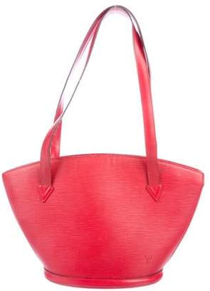 Louis Vuitton Epi St. Jacques Shopping PM Red Epi St. Jacques Shopping PM