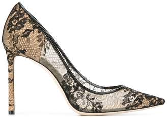 Jimmy Choo 'Romy 100' pumps