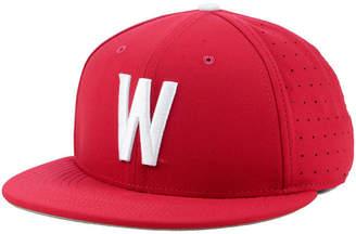 Nike Washington State Cougars Aerobill True Fitted Baseball Cap