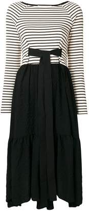 See by Chloe boat neck dress