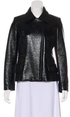 Barbara Bui Zip-Up Evening Jacket