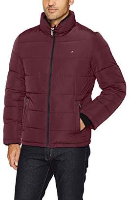 Calvin Klein Men's Altervative Down Pufffer Jacket
