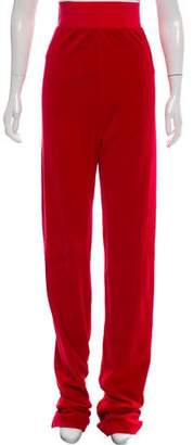 Juicy Couture Vetements x High-Rise Velour Sweatpants w/ Tags