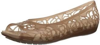 Crocs Isabella Jelly Flat Women, Women Flat