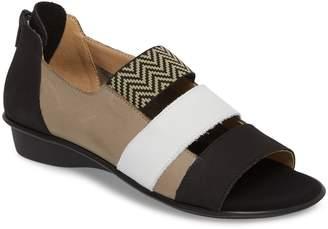 Sesto Meucci Elise Peep Toe Sandal