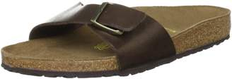 Birkenstock Women's Madrid Slide Sandal - Narrow 36 N EU