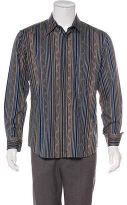 Missoni Striped Woven Shirt