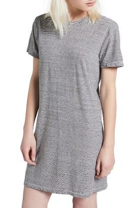 Women's Current/elliott The Beatnik T-Shirt Dress $138 thestylecure.com