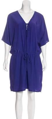 Rory Beca Short Sleeve Mini Dress