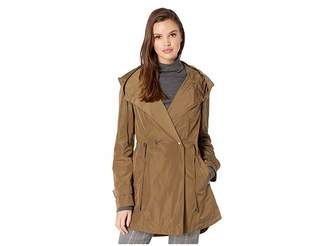 French Connection Femme Hooded Parka Women's Coat