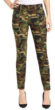 William Rast Slim-Fit Camo Pants